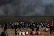 """巴勒斯坦""""灾难日""""巴多地再现冲突"""