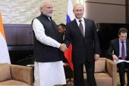 印俄加强军事合作 美国陷入两难处境