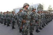 新疆军区某红军团紧贴实战研练战法灵活用兵