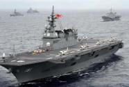 日本加速走向再武装化意欲何为