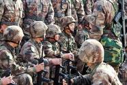 退役军人事务部走访慰问部队基层官兵