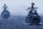 俄舰队对进入波罗的海的美国军舰进行监视