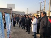 中国老区建设促进会赴衡水老区考察调研