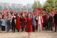 激情超燃!安徽泗县万人唱响《我和我的祖国》
