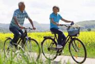 """新研究:老年人也需适当""""撸铁"""""""