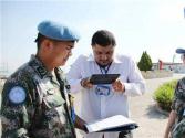 我第18批赴黎维和医疗分队高标准通过军事能力评估