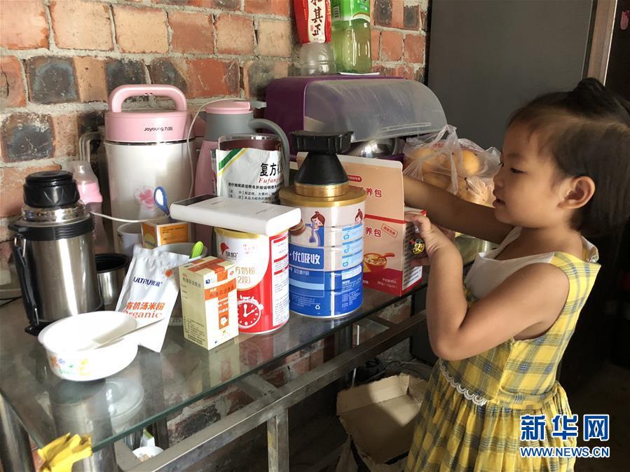 (在习近平新时代中国特色社会主义思想指引下――新时代新作为新篇章・总书记关心的百姓身边事・图文互动)(5)一蔬一饭都是爱――3700万农村娃的营养餐故事