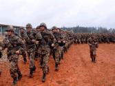 西藏军区举行民兵创破纪录比武竞赛