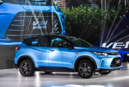 广汽Honda首款纯电动SUV VE-1上市