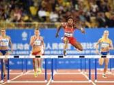 军运会田径赛事收官 中国和巴林位居金牌榜榜首