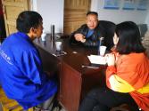 深入基层查问题 服务群众见实效 ——重庆市渝北区扎实推进主题教育纪实