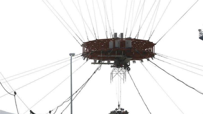 我国完成首次火星探测着陆器悬停避障试验