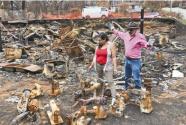 澳大利亚林火肆虐数月损失巨大