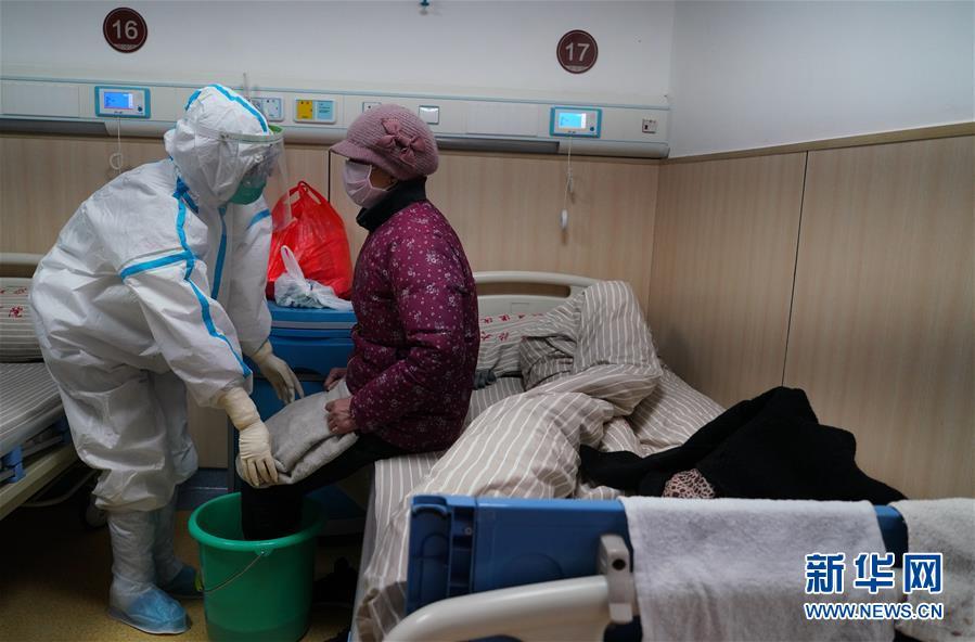 (聚焦疫情防控·圖文互動)(8)參與救治新冠肺炎確診病例超八成——中醫藥在抗擊疫情中貢獻力量