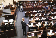 一年三次大選凸顯以色列政治僵局