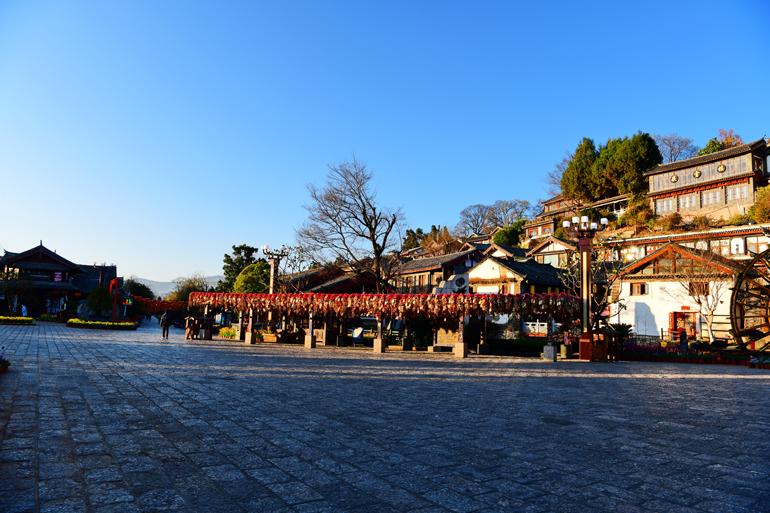 云南丽江古城、玉龙雪山恢复接待游客