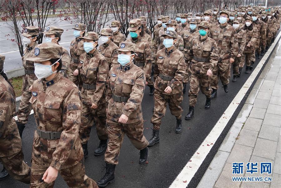 """(新华全媒头条·""""抗击疫情的中国行动""""白皮书·图文互动)(5)人民至上、生命至上的中国答卷——从白皮书看中国抗击疫情历程"""