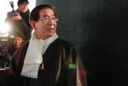 韩国警方证实失踪首尔市长朴元淳死亡