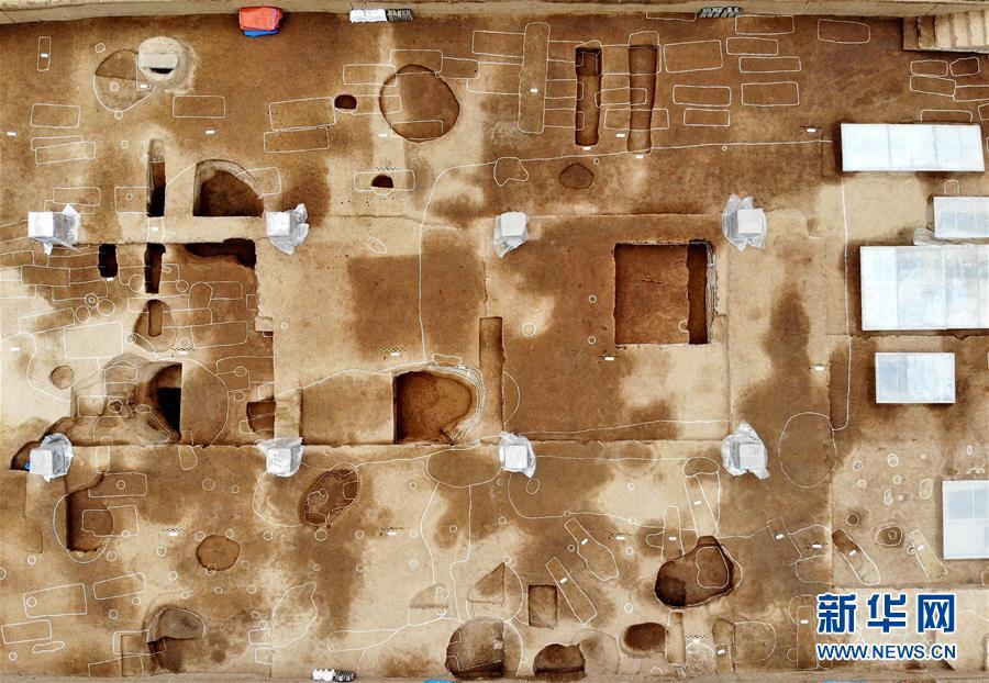 """(文化·黄河文化带·图文互动)(3)回望5300年!——""""河洛古国""""文明溯源"""