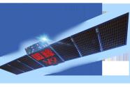 """""""国缘v9""""号卫星一周岁啦,快来看看""""太空学霸""""成绩单"""