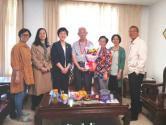 广东省住房城乡建设厅开展纪念抗美援朝70周年走访慰问活动