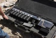 美軍擱置電磁炮后美企業造出電磁步槍 每分鐘能發射100發子彈