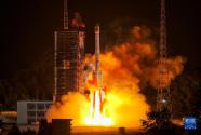 我国成功发射通信技术试验卫星七号